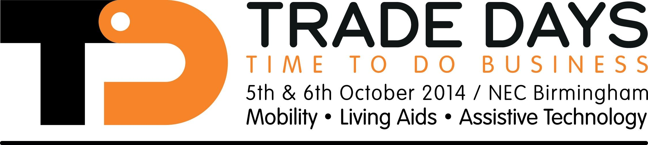 Trade Days logo with strapline